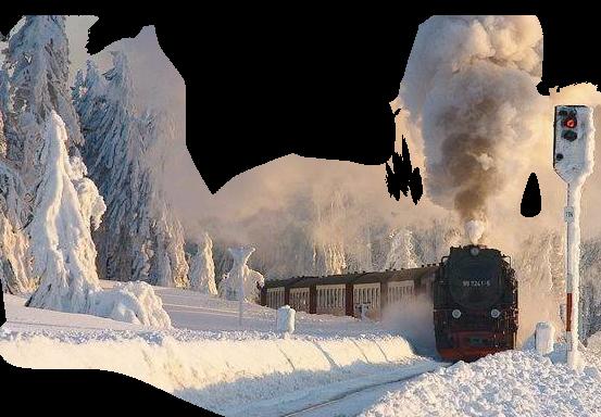 LE TRAIN DE NOEL