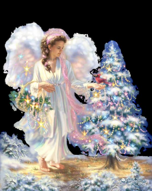 Les anges de noel - Anges de noel ...
