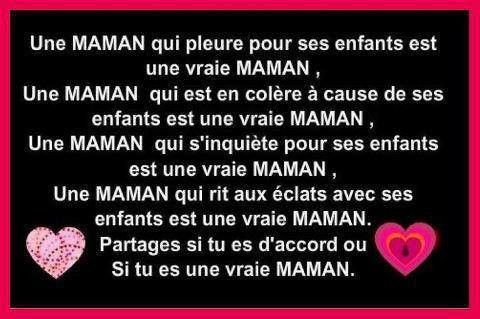 Proverbe Damour Pour Sa Maman Texte Pour Les Maman