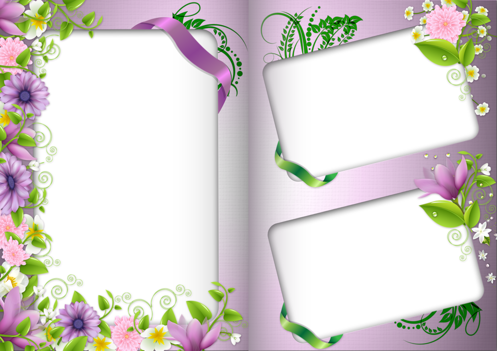 beautiful frames molduras de flores. Black Bedroom Furniture Sets. Home Design Ideas