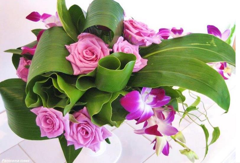 Bouquet de fleurs page 8 - Un beau bouquet de fleurs ...
