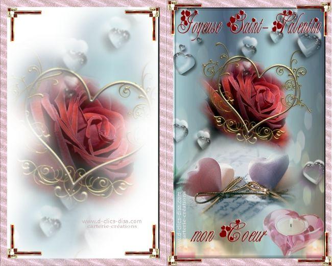 Carte a enregistre - Carte st valentin gratuite a imprimer ...