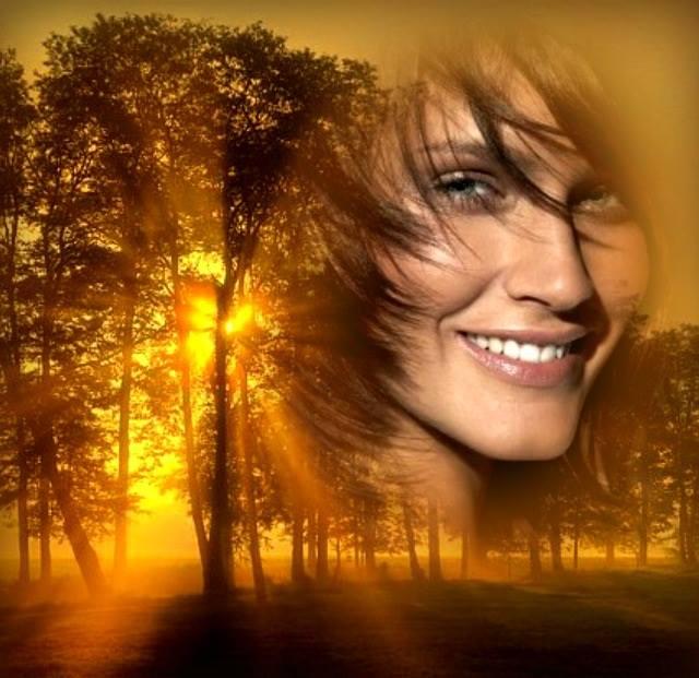 La donna: bella come il sole e dolce come lo zucchero.