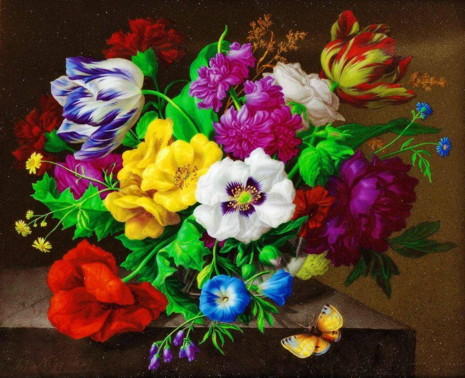 Un beau bouquet de fleurs for Les beaux bouquets de fleurs