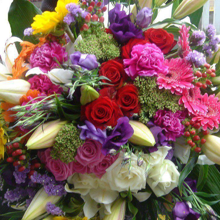 Le bouquet de fleurs - Le bouquet de fleurs ...