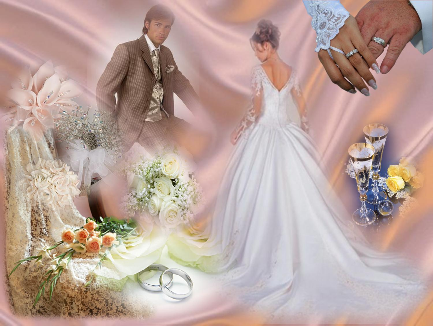 fond ecran univers mariage - photo #40